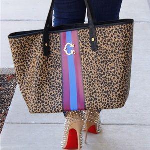 C Wonder Bags - C Wonder Leopard Tote
